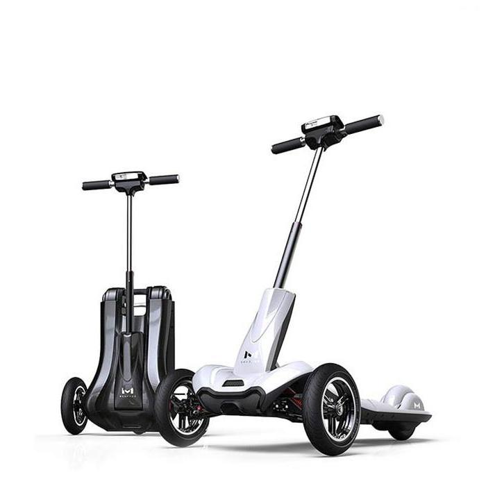 M1 350W 36V Foldable Three-Wheel Electric Scooter