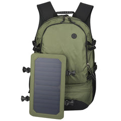 Waterproof 5V Solar Charging Backpack