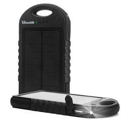 Tollcuudda 12000mAh Solar Power Bank