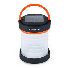 Suaoki Solar Camping LED Lantern with USB