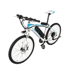 Lankeleisi T8 Electric Bike, Blue