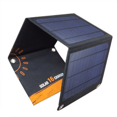 Taotuo 16W Folding Solar Panel Charger