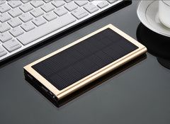 10000mAh Mobile Solar Power Bank