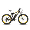 Cyrusher Extrbici XF660 Electric Bike, Yellow