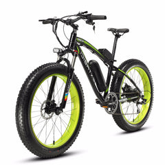Cyrusher Extrbici XF660 Electric Bike, Green