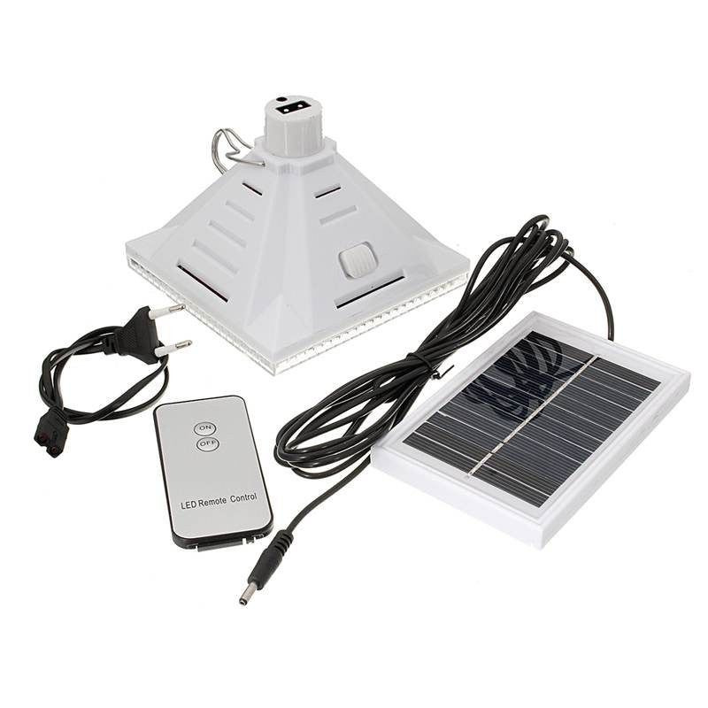 Bright 25 LED Solar Camping Lamp