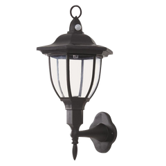 Solar Powered Motion Activated  Porch Light