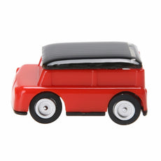 Mini Red Solar Powered Toy Car