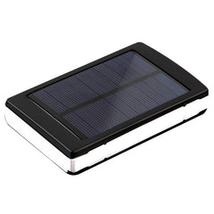 10000mAh Solar Power Bank with Double USB Port