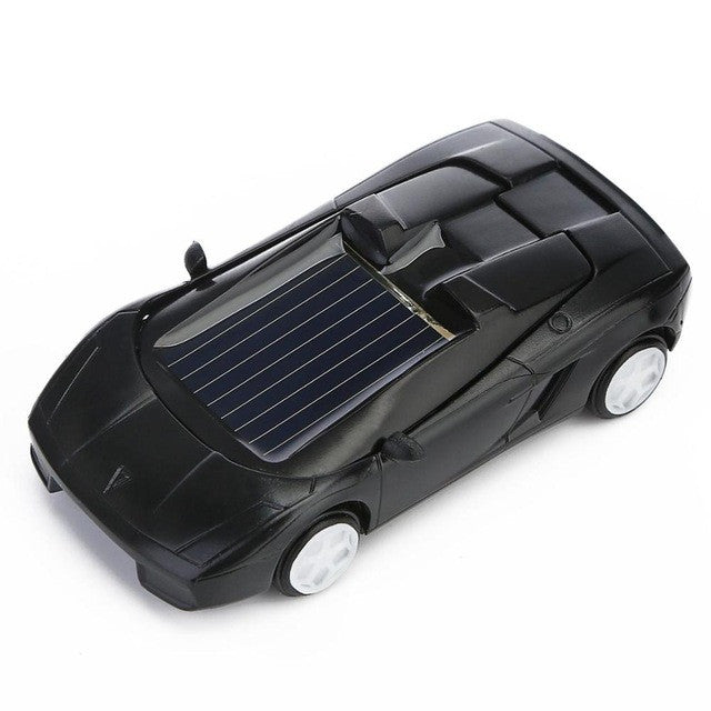 Mini Solar Electric Toy Car