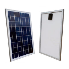 25W 18V Poly Solar Panel for Charging 12V battery