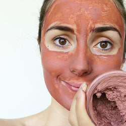 Face Mask - Pink Lady