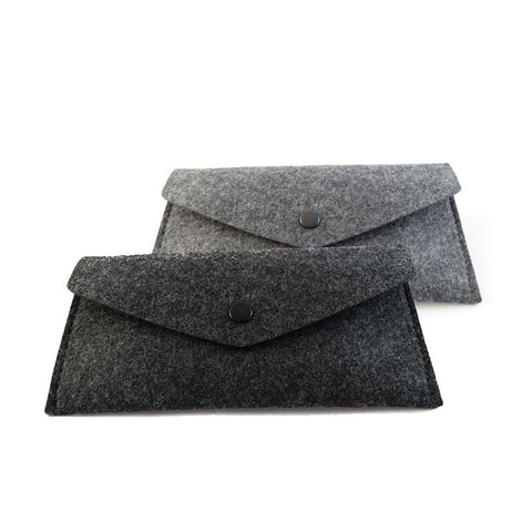 Wallet Felt Pencil Case
