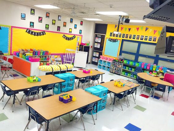 Classroom Layout and the Impact on Achievement
