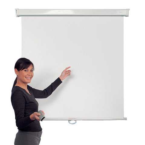 Eyeline Basic Wall Mounted Projection Screen