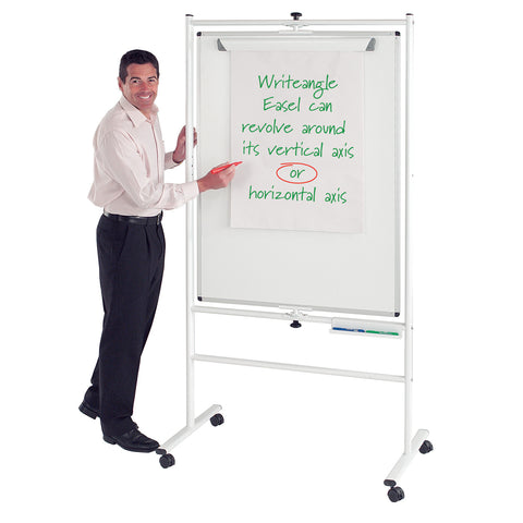 WriteAngle Rotating Whiteboard