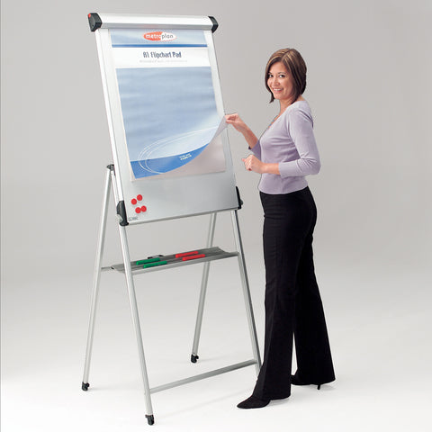 Metroplan Conference Pro Flip Chart Easel