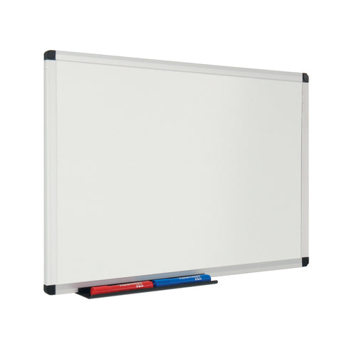 WriteOn Ultra Smooth Aluminium Framed Laminate Whiteboard