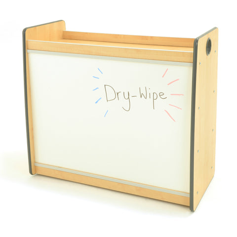 Express Size 3 Shelving - Dry Wipe Back