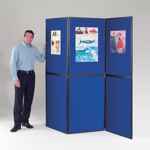 BusyFold Light XL Display System - Black Frame