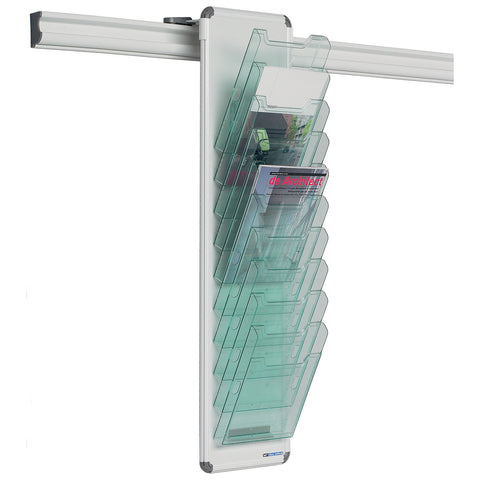 BusyRail Leaflet Dispenser