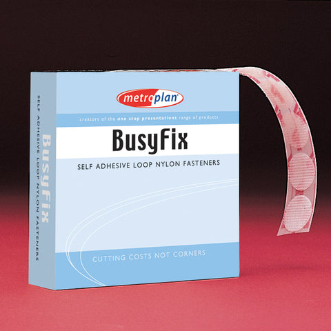 Busyfix Self Adhesive Coins (Pack of 1000)