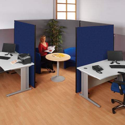BusyScreen Classic Partition System (Woven Cloth)