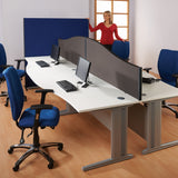Busyscreen Connect straight desk screens