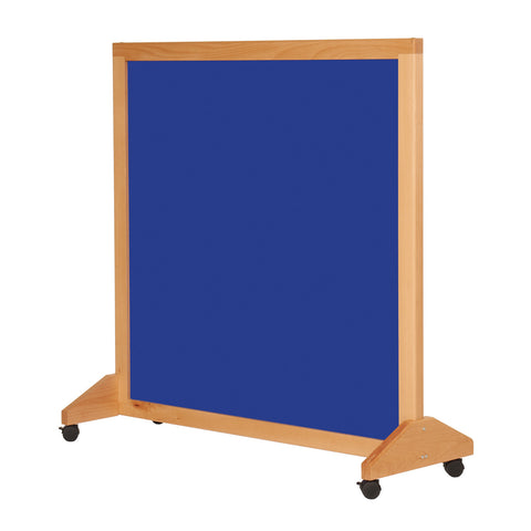 Metroplan Wood Mobile Noticeboard/Divider