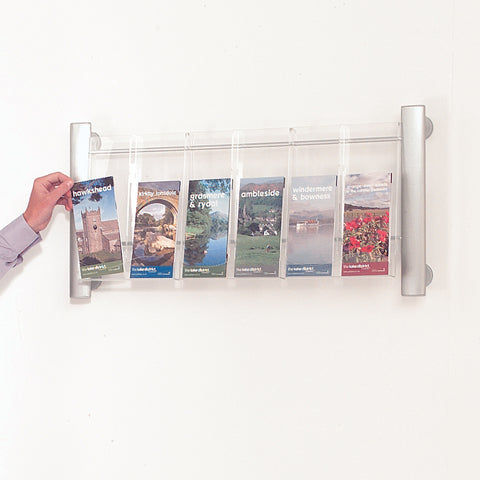 Metroplan Crest Wall Mounted Leaflet Dispenser
