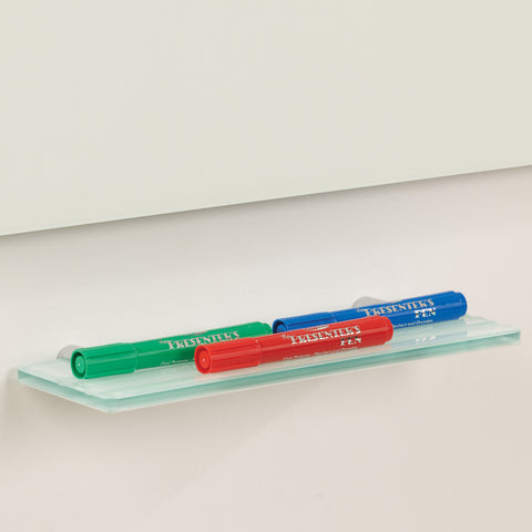 WriteOn Glass Whiteboard Pen Tray