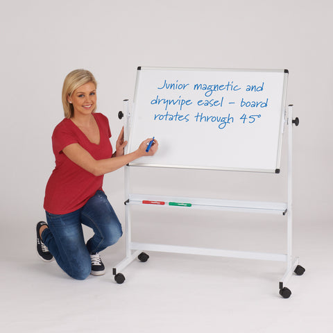 Metroplan Junior Mobile Tilting Whiteboard