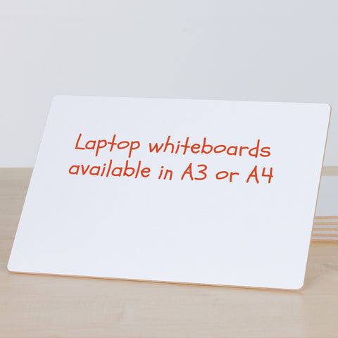 Metroplan Laptop Whiteboard - Pack of 6