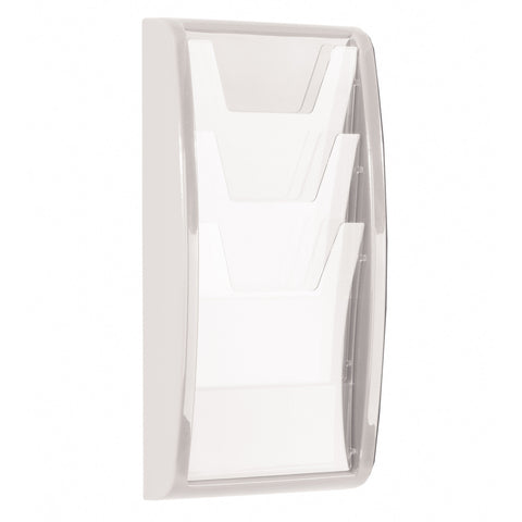 Metroplan Panorama Wall Mounted Leaflet Dispenser