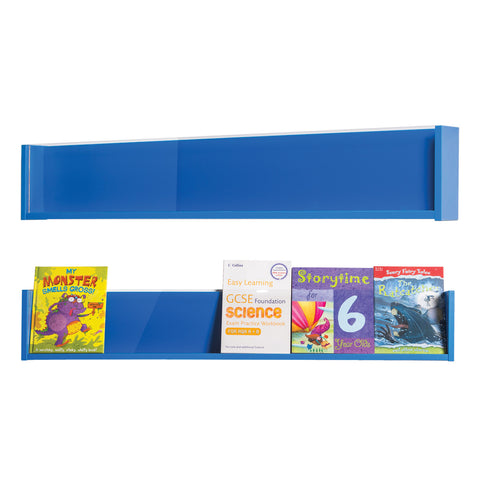 Metroplan Coloured Shelf Style Wall Mounted Dispenser