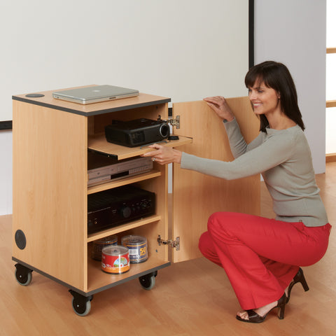 Metroplan MM80 Multi-Media Projector Cabinet
