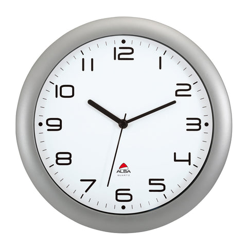 Metroplan Coloured Wall Clock