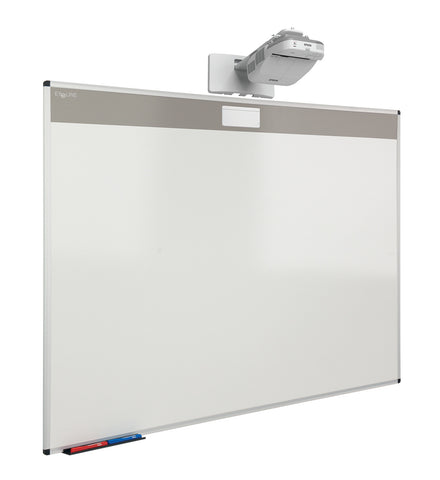 "Eyeline Oversize 87"" Projection Whiteboard"