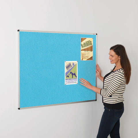 ColourPlus Felt Noticeboard by Metroplan