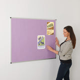 Aluminium Framed ColourPlus Noticeboard