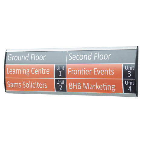 ShowPoint Wall Sign System
