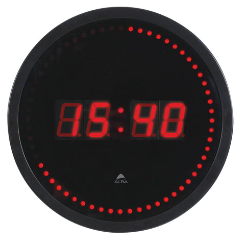 Metroplan LED Wall Clock