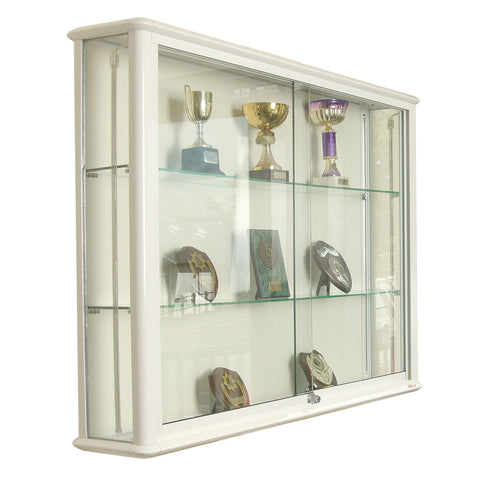 Shield Glazed Display Case