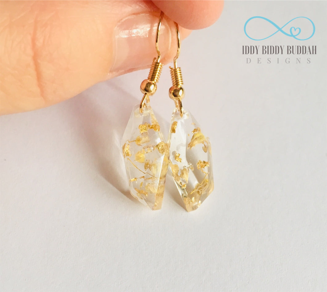 Crystal Style Keepsake Earrings