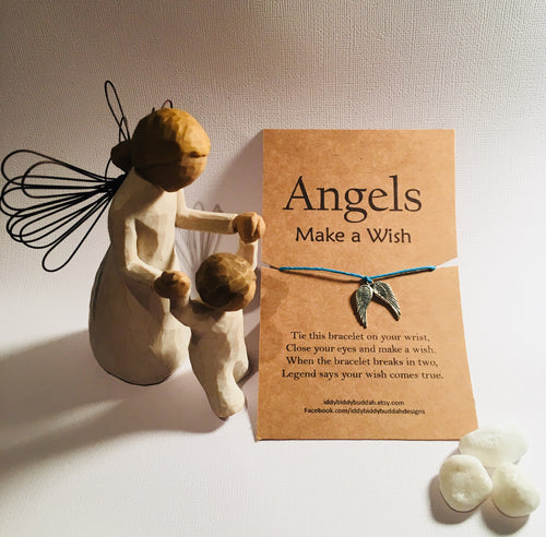 Angel Wish Bracelet
