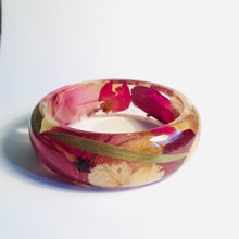Wedding Flower Keepsake Bangle