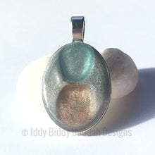 Personalised Fingerprint Keepsake Pendant