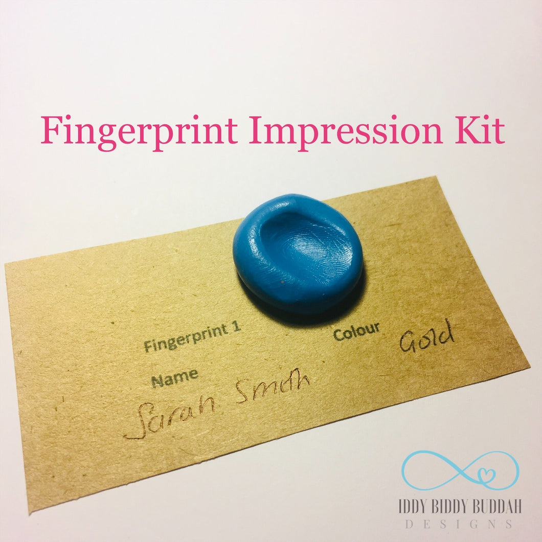 Additional fingerprint impression kit