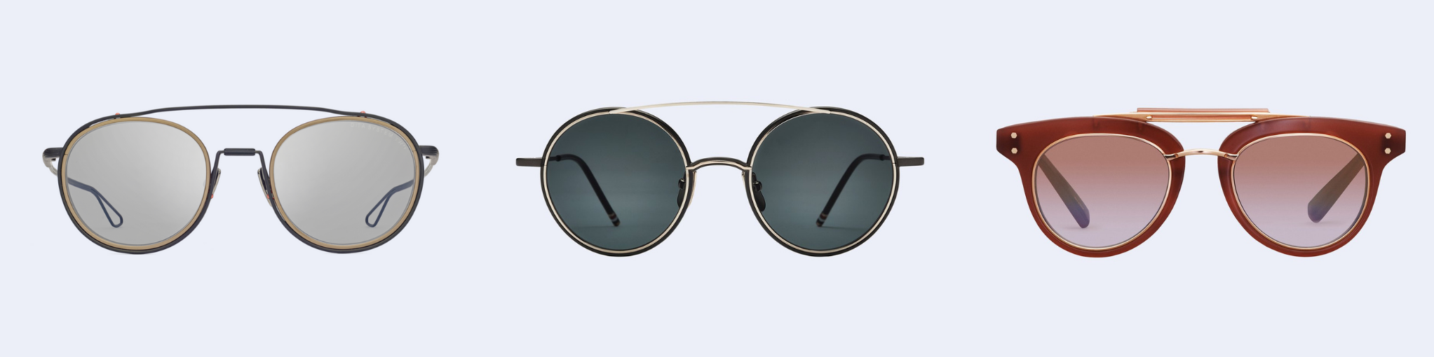 sunglasses trends 2019 double bridge