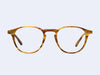 Garrett Leight Hampton (Matte Pinewood)